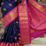 Handloom Gadwal Silk Sarees Directly from the Weavers