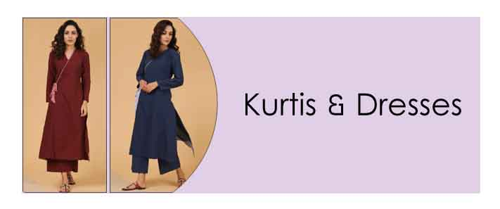 Kurtis and Dresses
