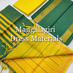 Mangalagiri Dress Materials