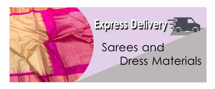 Saree and Dress materials