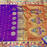 Handloom Paithani Silk Sarees Directly from the Weavers