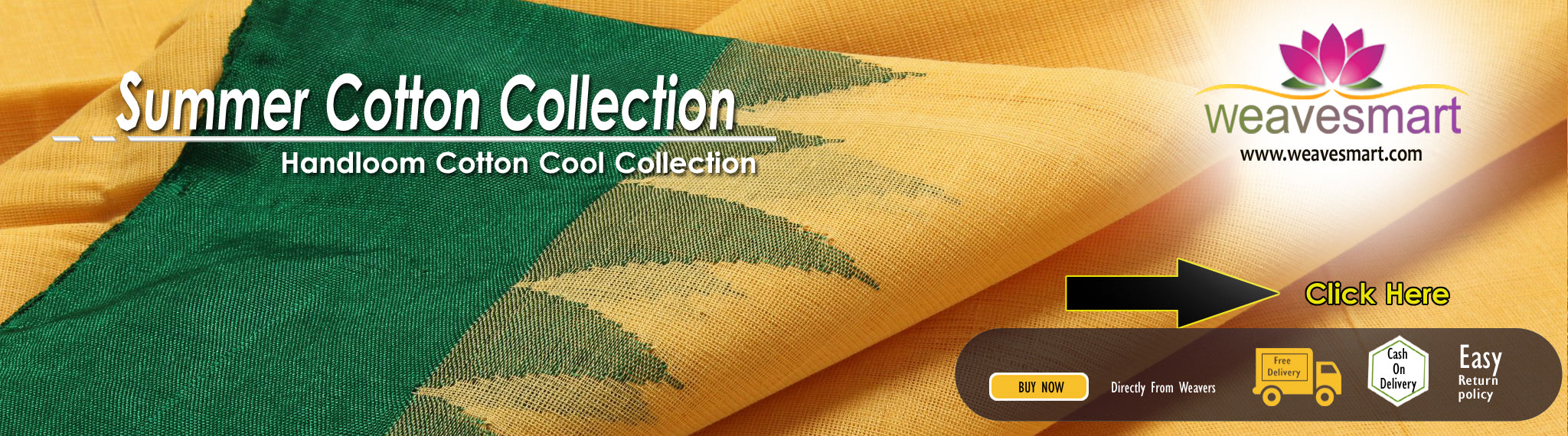 Handloom Summer Cotton Collection