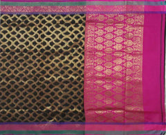 Handloom Banaras Art silk / Cotton Saree