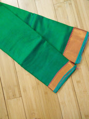 Handloom Mangalagiri Handloom Silk/Cotton Saree