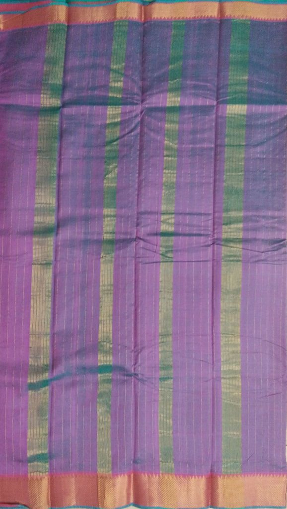 Mangalagiri Handloom Silk/Cotton Saree -WPS0629
