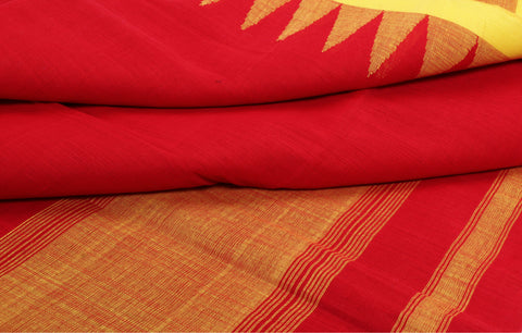 Handloom Cotton Saree -  fKHD0134