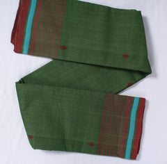 Aruppukottai Handwoven Cotton Saree