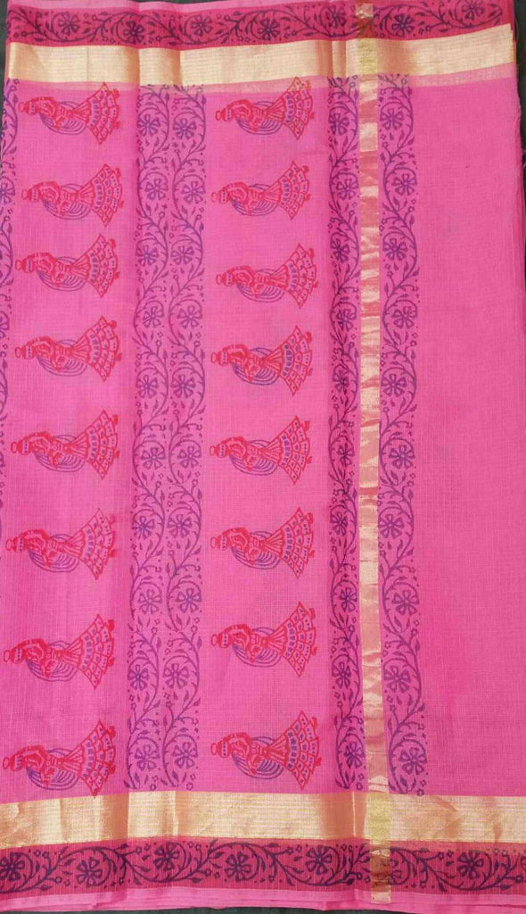 Kota Art Silk / Cotton Saree - fKOTA05396