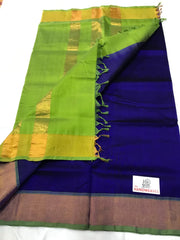 Mangalagiri Silk / Cotton Kollam Model Saree