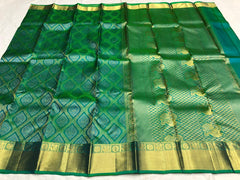 Kanchipuram Handloom Pure Silk Saree