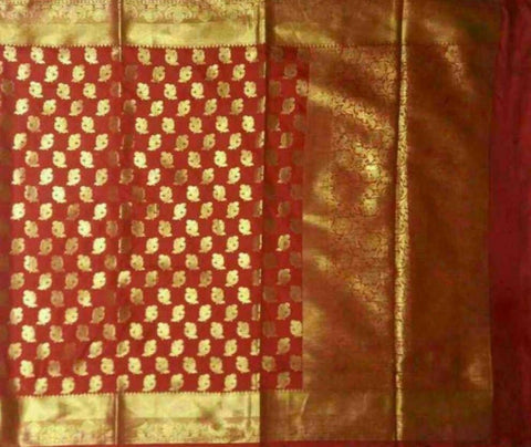 Banaras Art Silk Saree - Fbnr06811