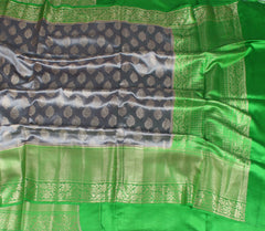 Chiniya Silk / Cotton Saree - frsvnotsao26510