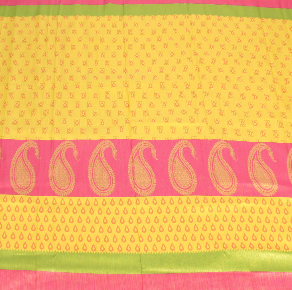 silk / cotton saree - frsslosasc56930