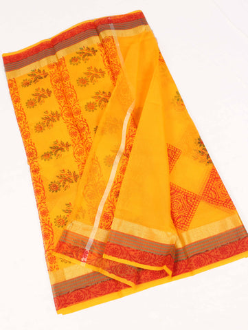 Kota Art Silk/Cotton Saree - wps01487