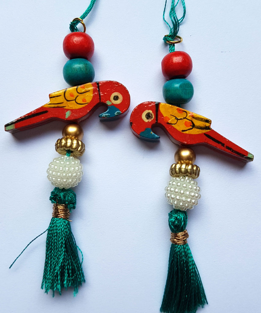 TASSEL / LATKAN -TS006 (pack of two) - Weavesmart