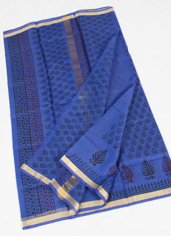 Kota Art Silk / Cotton Saree