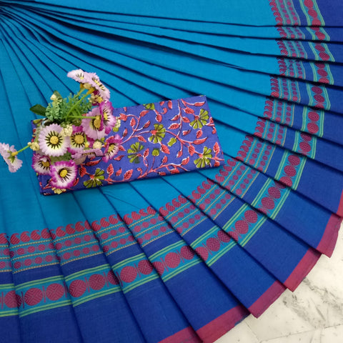 Chettinadu Cotton Saree