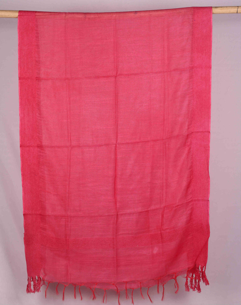 Organza Self Design Dupatta - wuk02081