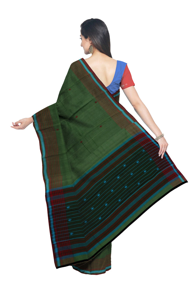Handloom Aruppukottai Cotton Saree - wps01038