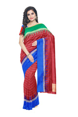 handloom cotton saree -  wps0615