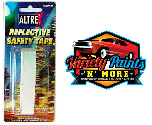 Altrex White Reflective Tape 19mm x 600mm Pack