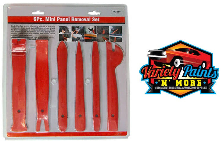 6PC Mini Panel Removal Set HC-2141