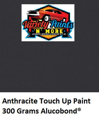 105 Anthracite Alucobond SATIN Acrylic Touch Up Paint 300 Grams