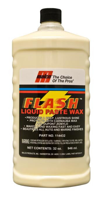 Malco Flash WAX 946ml