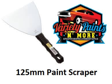OSY Metal Paint Scraper 125mm