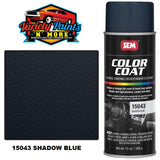 SEM Shadow Blue Colourcoat Vinyl Aerosol