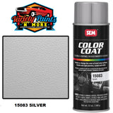 SEM Silver Colourcoat Vinyl Aerosol Variety Paints Wangara