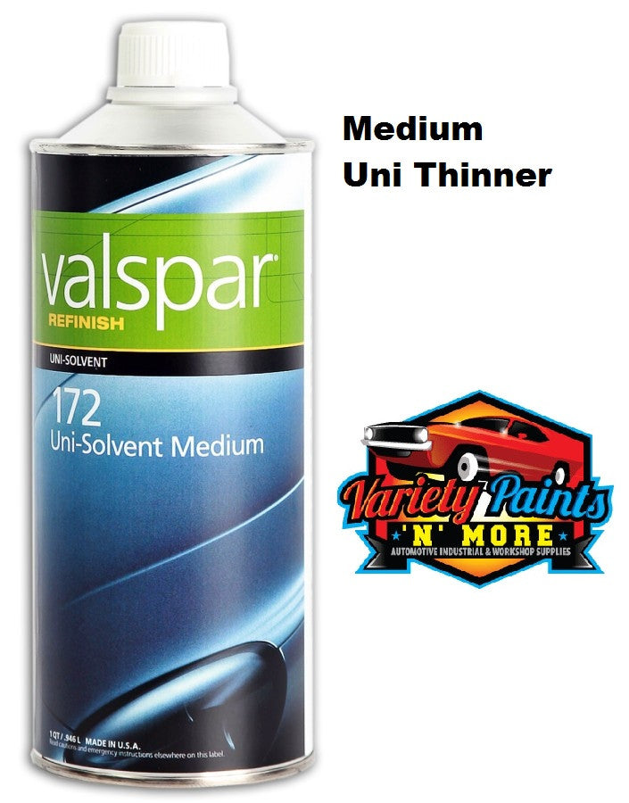 Valspar Thinner Medium 172HP 1 Quart 0.946ml