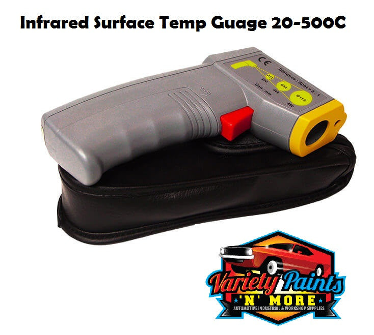 Infrared Thermometer Surface Temp Guage 20-500C
