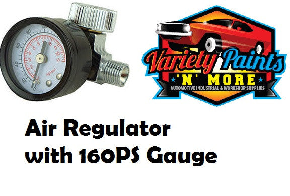 GRP Air Adjustable Filter Regulator 160PS