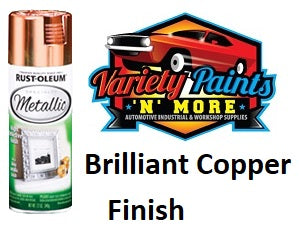 RustOLeum Specialty Metallic Finish Copper