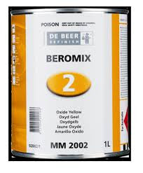 Debeers 2044 Purple Red Beromix 2000 2K Tint 500ml