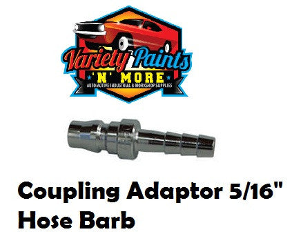 Coupling Adapter 5/16 Hose