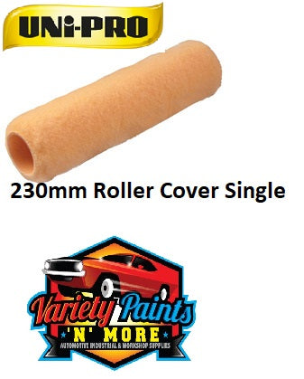 Unipro 230mm Roller Cover Single 10mm Nap