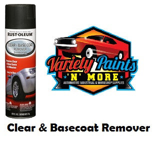 Rustoleum Clear and Basecoat Remover 510 Gram Aerosol