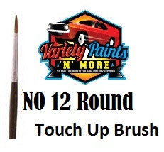 Unipro No 12 Round Touch Up Brush
