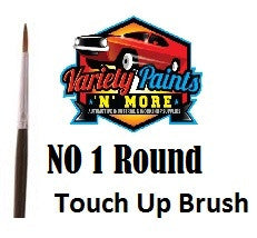 Unipro No 1 Round Touch Up Brush