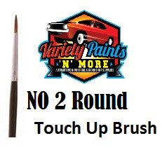 Unipro No 2 Round Touch Up Brush
