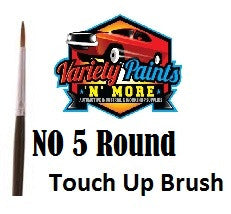 Unipro No 5 Round Touch Up Brush