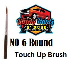 Unipro No 6 Round Touch Up Brush
