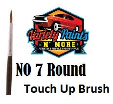 Unipro No 7 Round Touch Up Brush