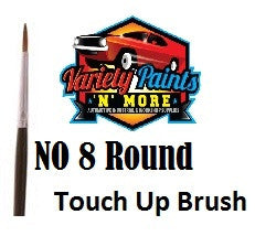 Unipro No 8 Round Touch Up Brush
