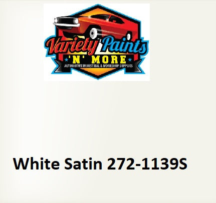 Variety Paints White Satin 1139S Powdercoat Spray Paint 300g