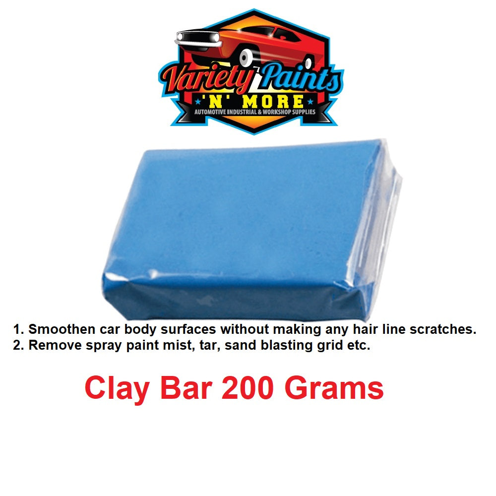 GRP Overspray Clay Bar 200 Grams