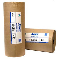 APMIL Masking Paper KRAFT 450mm x 400M 49gsm Variety Paints N More Wangara W.A