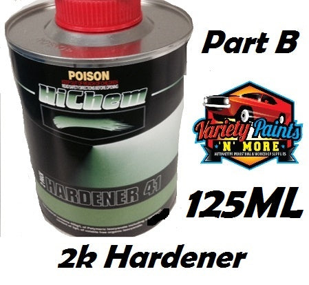 Hichem 2K Hardener 125ml PART B